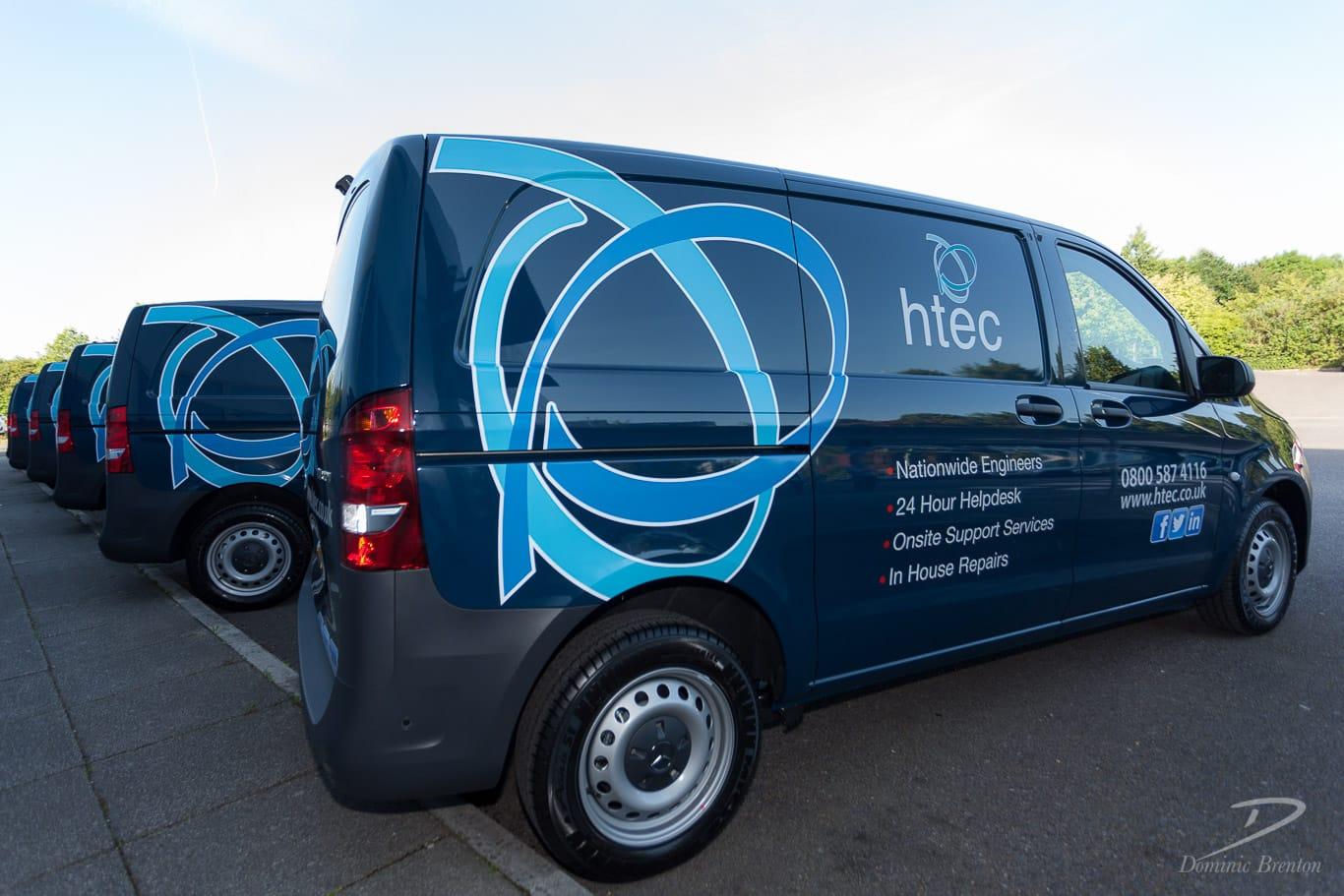HTEC vans